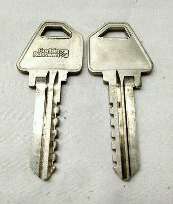 NEW Qty:1 Corbin Russwin High Security EMHART 59C2-6Pin-90 blank key