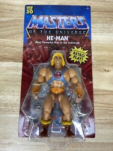 environ 5130.80 cm Masters of the Universe Origins He-Man 5.5 Action Battle Figure 2020 in main
