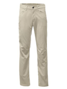 NEW The North Face Men's Relaxed Fit Motion Hiking Pants Size 34 Long
