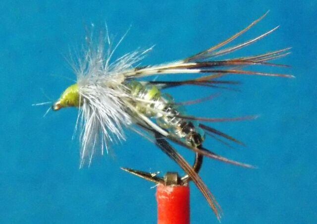 Tungsten Pheasant tail Midge Emerger Caddis May Fly   sz 14  HOT PATTERN