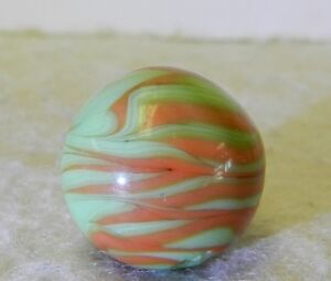 7130m-Vintage-Christensen-Agate-Company-2-Color-Flame-Marble-65-In