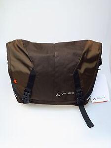 VAUDE-Tecotorial-Umhaengetasche-Tecoleo-S-Tasche-bison-Neu-7-Liter-X01