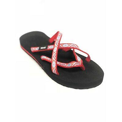 Teva Olowahu Mush Flip Flops Sandals Women's Thongs Multiple Colors 6840