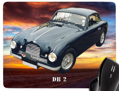 Aston Martin Auto Modelle Car Mousepad Handauflage Mauspad mit Motiv