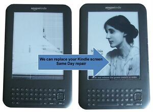 LCD Display Screen Replace Part for Amazon Kindle 3 3rd Generation Ed060sc7