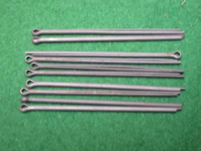 Bolzen, Stifte & Splinte 25.4x0.3cmx 3.1.9cm Stahl Teil Stifte/federstecker