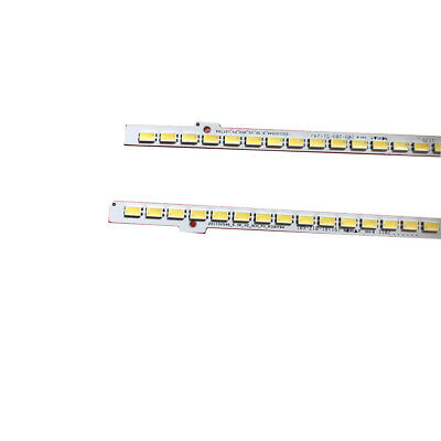 Right // Left 2PCS//Set Samsung UN46D6000SF LED Backlight Strips 2011SVS46