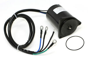 Details about Yamaha Power Trim/Tilt Motor 4 Wire 3 Bolt Mount 225 on