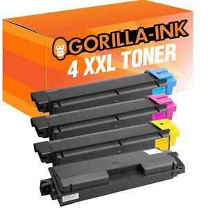 4x-Toner-fuer-Kyocera-Mita-M6026CDN-M6026CIDN-M6526CDN-M6526CIDN-TK-590