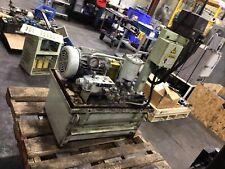 Nachi S 3328 5 Hydraulic Power Unit 3hp 20 Gal Vogel Mini 1bww3 Oiler 39lwad