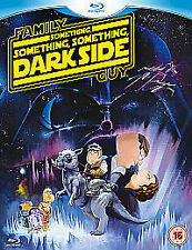 Family Guy - Something, Something, Something Dark Side (Blu-ray, 2009, 3-Disc...