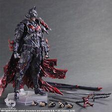 Play Arts Kai Batman Samurai Katana Dark Knight Variable Figure Statue 3D Model