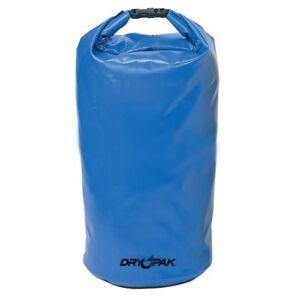 "Kwik Tek Wb-8/""Dry Pak/"" Roll Top Waterproof Bag Blue 12.5/""X28/"""