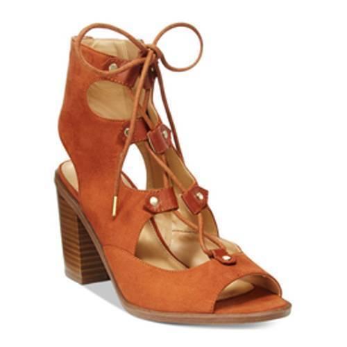 prezzo ragionevole MIB Circus By By By Sam Edelman Kiera Donna  Cinnamon Ankle Tie Sandal  Dimensione 7.5 M  negozio online