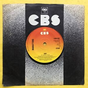 Manhattans-Hurt-We-039-ll-Have-Forever-To-Love-CBS-4562-Ex-Condition