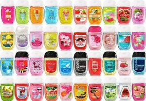 NEW-STYLE-BATH-amp-BODY-WORKS-POCKETBAC-ANTI-BACTERIAL-HAND-GEL-SANITIZER-YOU-PICK