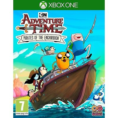 Adventure Time: Pirates of the Enchridion Xbox One