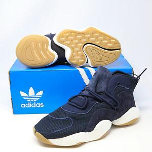 Adidas-Crazy-BYW-Legend-Ink-Collegiate-Navy-Blue-White-Gum-BD8005-sz-11-Boost