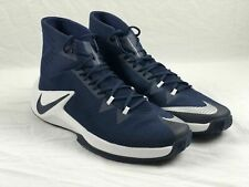 e44f37ad76dc item 5 NEW Nike Zoom Clear Out TB Promo - Navy White Basketball Shoes (Men s  17) -NEW Nike Zoom Clear Out TB Promo - Navy White Basketball Shoes (Men s  17)