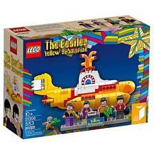 LEGO® Ideas Yellow Submarine 21306
