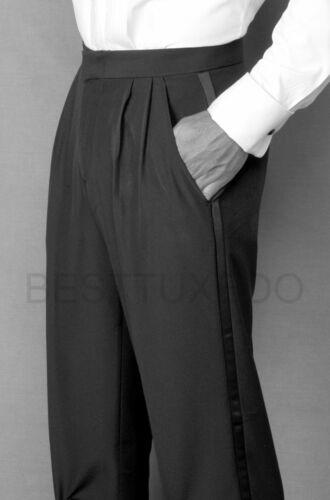 100/% Polyester Tuxedo Pants Waist Size 34 Regular