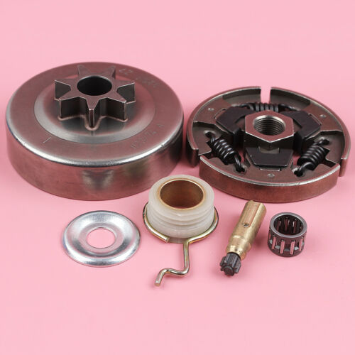 """.325/"""" 7T Clutch Drum Worm Gear Kit For Stihl MS250 MS230 MS210 025 023 021"""