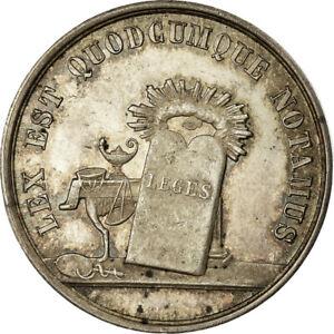 716292-France-Token-Notaires-de-Laon-AU-55-58-Silver