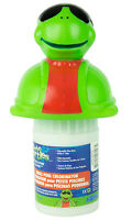 Game Small Turbo Turtle Swimming Pool Chlorine Chemical Chlorinator Feeder on sale
