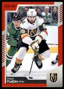 2020-21-UD-O-Pee-Chee-Red-Border-55-Alex-Tuch-Vegas-Golden-Knights