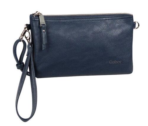 Gabor Emma Clutch Umhängetasche Clutch Abendtasche Tasche Blue Blau Neu