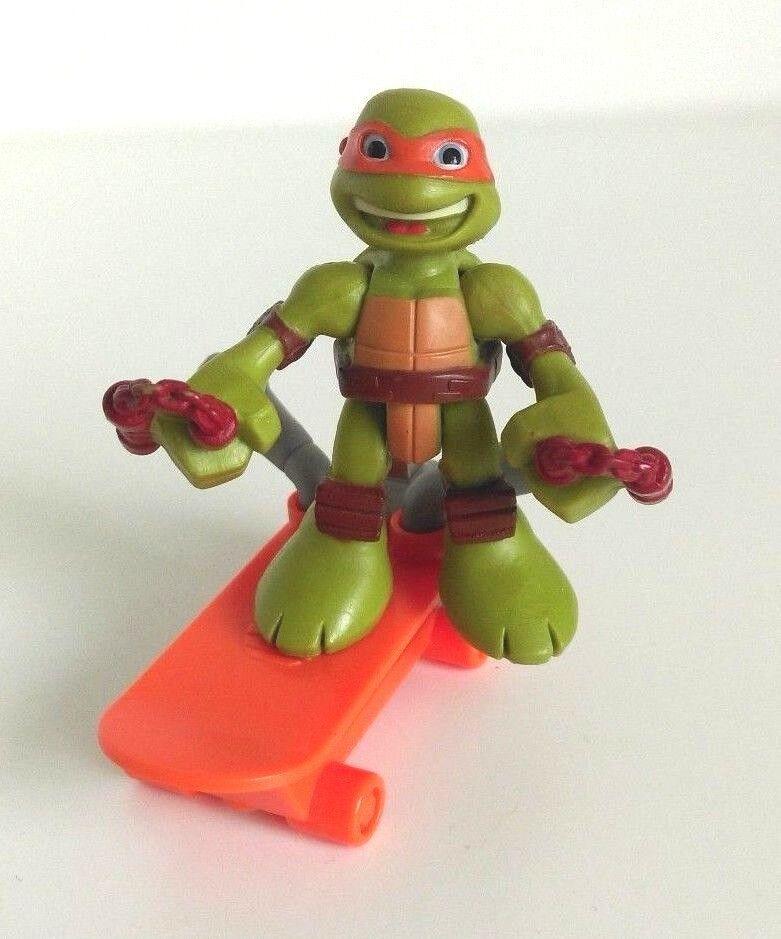 TMNT TMNT TMNT Teenage Mutant Ninja Turtles Half Shell Heroes Vehicles And Figures Set 71b8a9