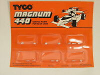 Tyco Guide Pins 12 Pc On Card Fits Magnum 440, 440x2 And Hp7 Rare Find
