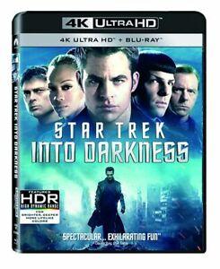 STAR TREK INTO DARKNESS - 4K ULTRA HD + BLU-RAY