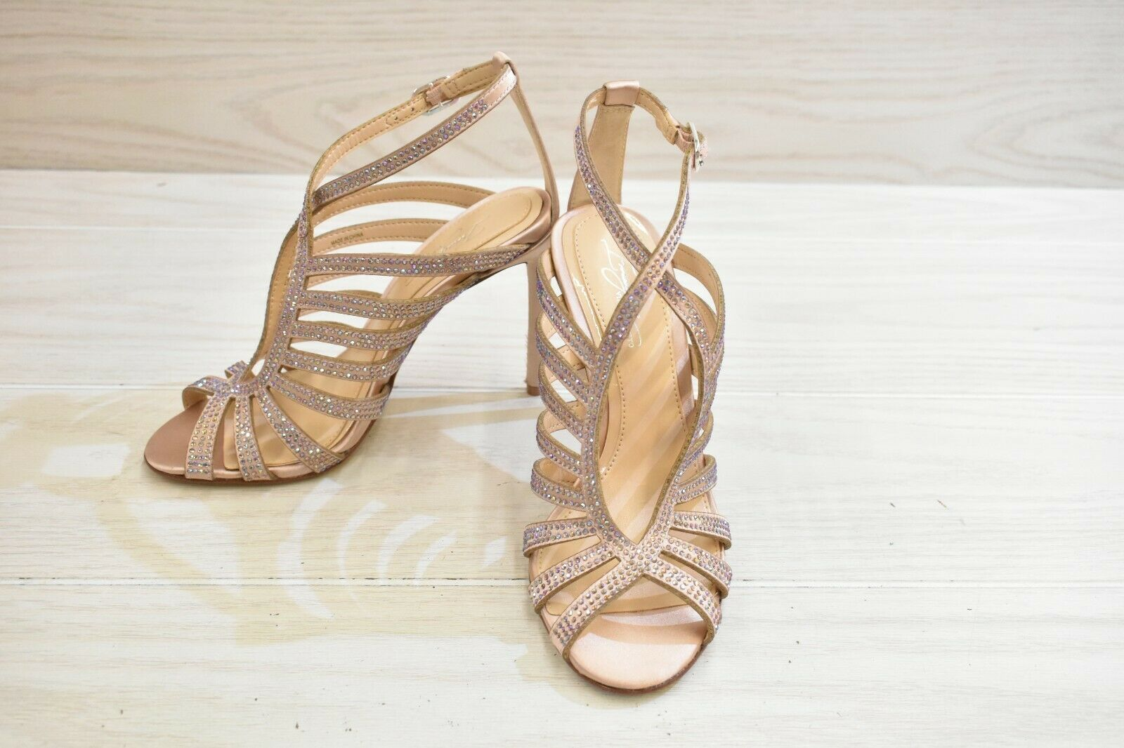 Imagine by Vince Camuto Raychel Heels, Women's Size 5 M, Bisque MSRP