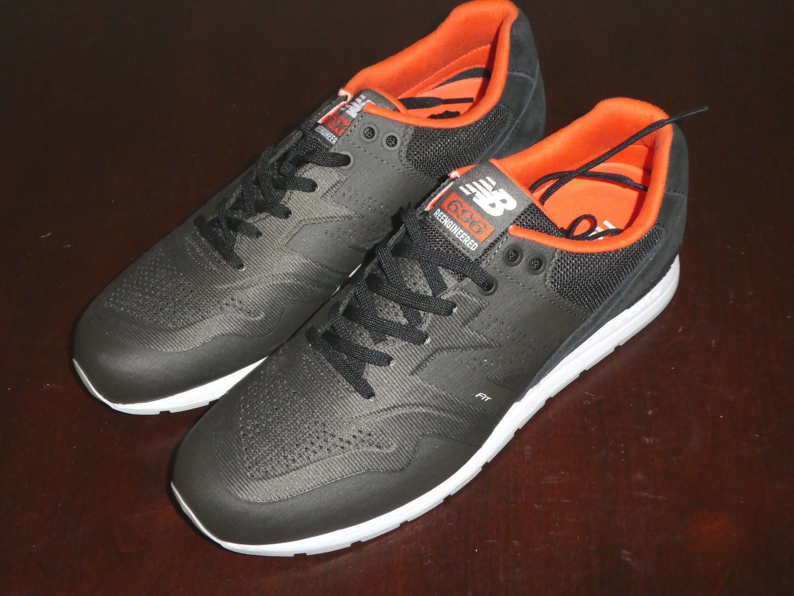 New Balance Mens shoes 696 Sneakers MRL696FZ Size 9.5