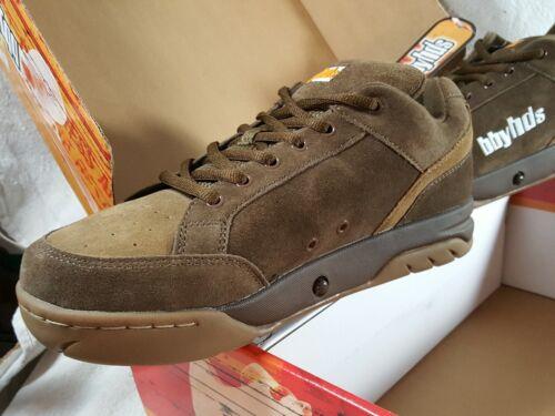 bbyhds Rollerboard Sneaker Combo Skateboard Shoes Sneakers Brown Size 9