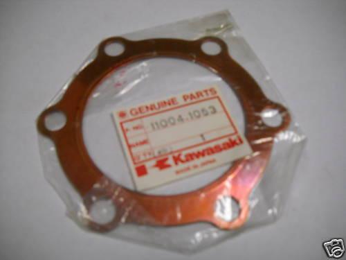 KAWASAKI KX500 HEAD GASKET 1983 1984  KX 500   NOS NEW