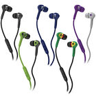 New Skullcandy Smokin Buds Equipped with Supreme Sound with Mic + Travel Case