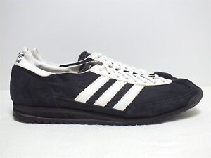 Details about Adidas Originals SL 72 Men's Vintage Running Shoes Black Size 14(US)