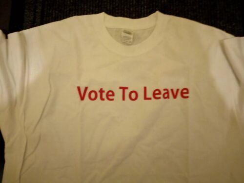 """/""""vote pour laisser T Shirt"""