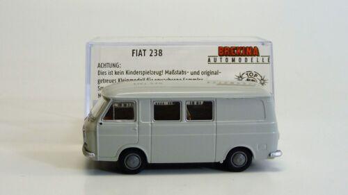 Fiat 238 Halbbus blau Brekina 34430//34431 zur Auswahl Neu in OVP 1//87