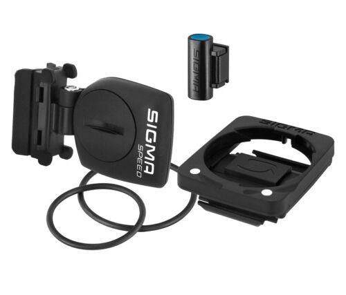 Sigma Geschwindigkeitssensor STS Rad 2 Kit 2450 für Fahrradcomputer//-tacho 00205
