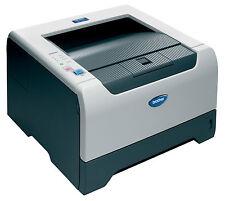 Mono Impresora Láser HL-5340D Brother con dúplex y Tóner y tambor