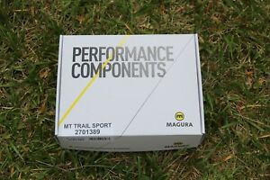 BRANDNEU-Magura-MT-Trail-Sport-Scheibenbremse-Satz-vorne-hinten