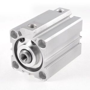 SDA40-45 40mm Bore 45mm Stroke Stainless steel Pneumatic Air Cylinder