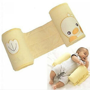 1piece Baby Safe Anti Roll Pillow Sleep Positioner