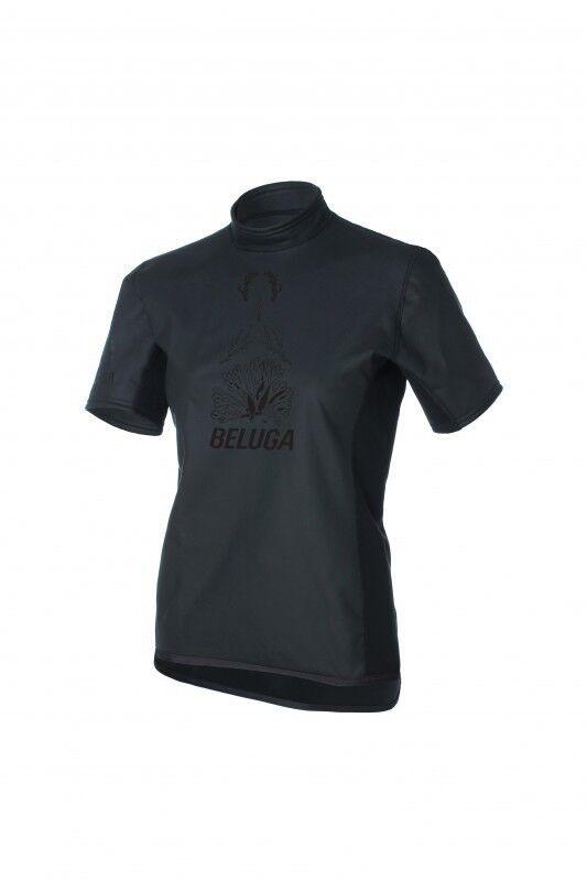 Beluga Iguana Short Sleeve Woman Neoprenoberteil Outdoorbekleidung Thermoshirt Thermoshirt Thermoshirt 7d5c0e