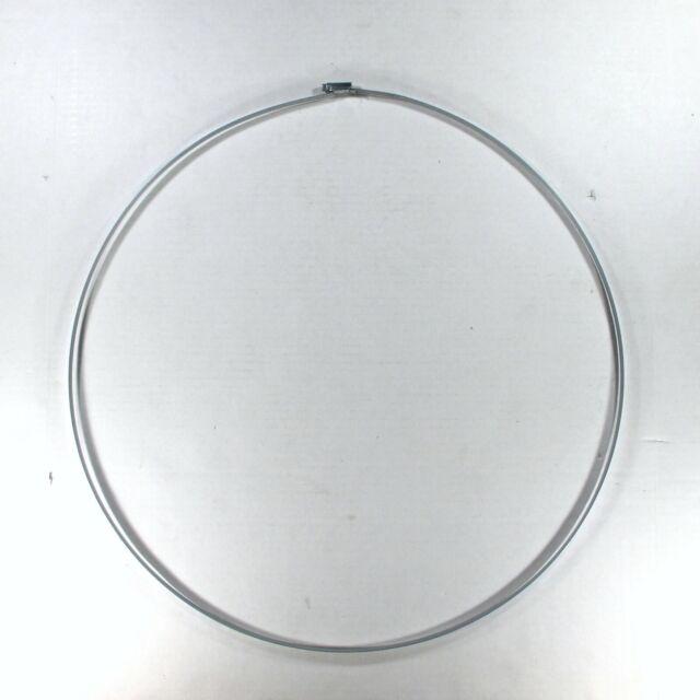 OEM Whirlpool WP8182210 Washer Washing Machine Door Gasket Clamp 8181663 8182210