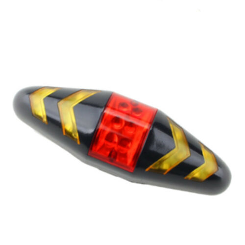 Turning Tail Lamp Warning Signal Bike Accessories Cycling Taillight Rear Light