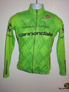 295a2a9ab Image is loading CASTELLI-Cannondale-UCI-Pro-Cycling-Team-Thermal-Fleece-